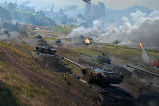 Режим «Линия Фронта» стартовал в World of Tanks [Игры]