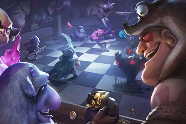 Мобильная Dota Auto Chess стала доступна для предзаказа [Игры]